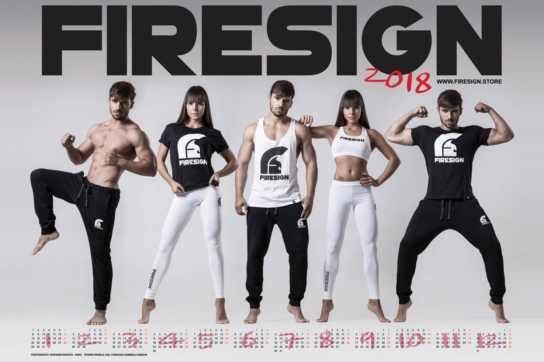 Firesign Calendar