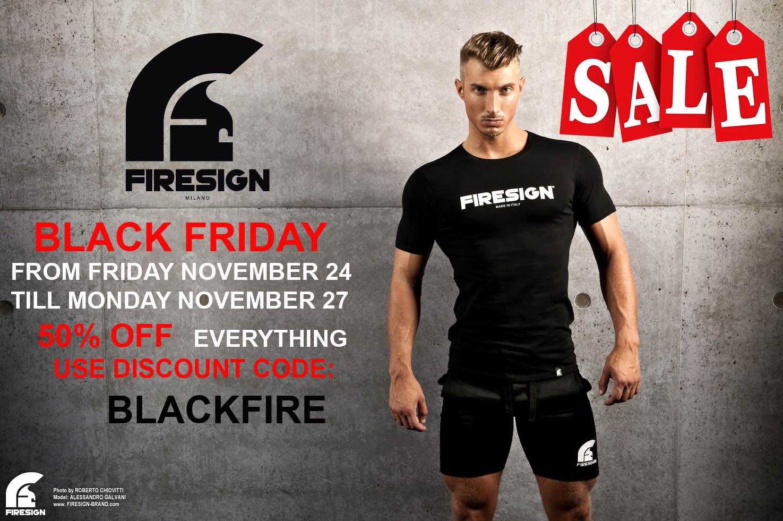 Firesign Black Friday Sale