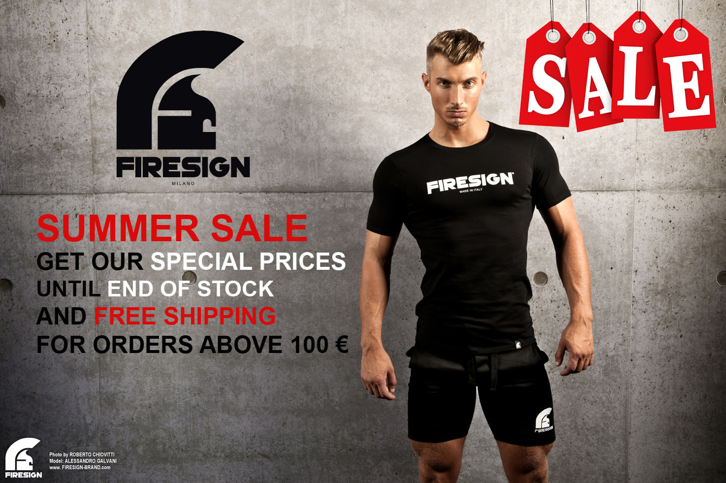 Firesign Winter Sale