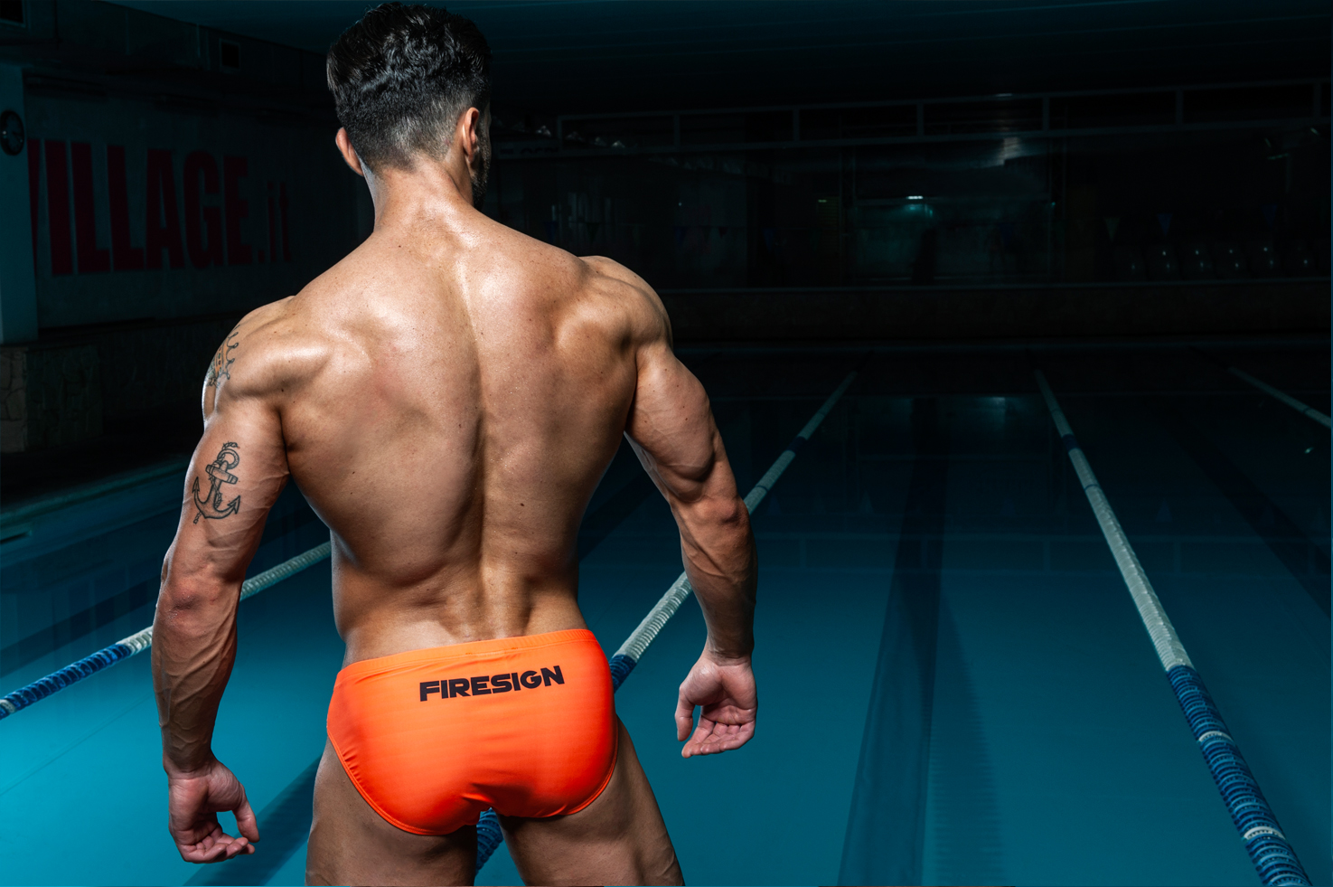 Firesign Swimwear Man